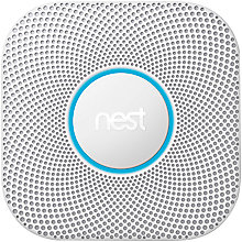 Buy Nest Protect 2nd Generation, Smoke + Carbon Monoxide Alarm, Battery Powered, For Smartphones Online at johnlewis.com