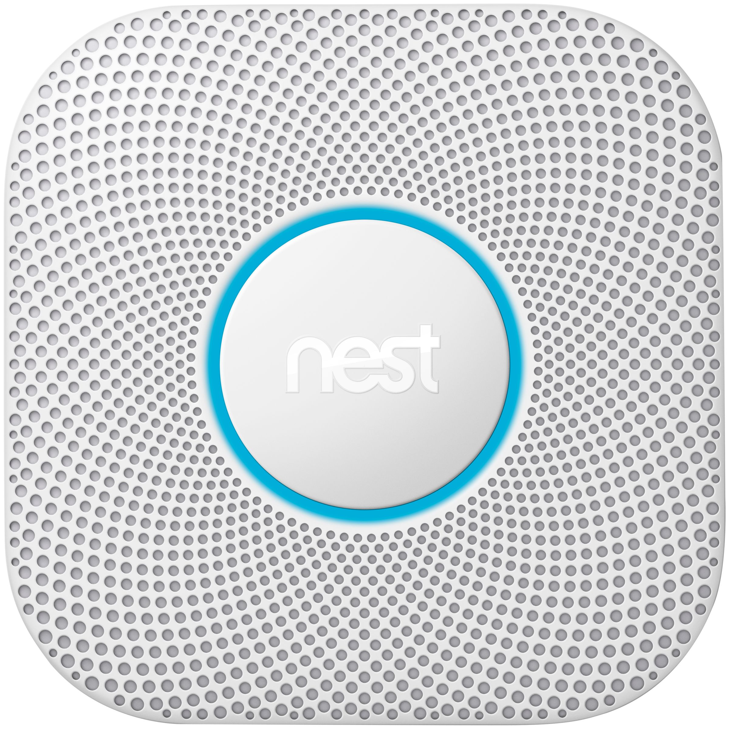 Nest Nest Protect, Smoke + Carbon Monoxide Alarm, Battery