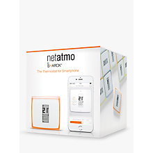 Buy Netatmo Thermostat for Smartphones Online at johnlewis.com