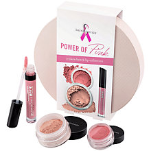 Buy bareMinerals The Power of Pink Makeup Gift Set Online at johnlewis.com
