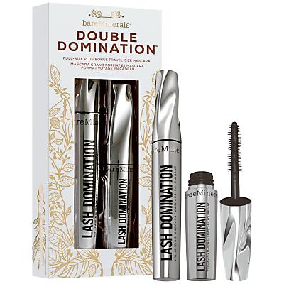 shop for bareMinerals Double Domination Mascara Makeup Gift Set at Shopo