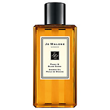Buy Jo Malone™ Peony & Blush Blush Suede Shower Oil, 100ml Online at johnlewis.com