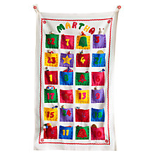 Buy Buttonbag Christmas Advent Calendar Craft Kit Online at johnlewis.com