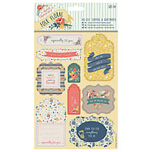 Buy Docrafts Die-Cut Toppers and Sentiments, Multi Online at johnlewis.com
