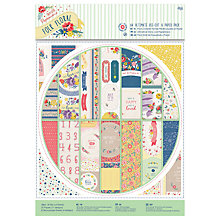 Buy Docrafts Ultimate Die-Cut and Paper Pack, 48pcs Online at johnlewis.com