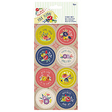 Buy Docrafts Sticker Sheets, Folk Floral, 16pcs Online at johnlewis.com