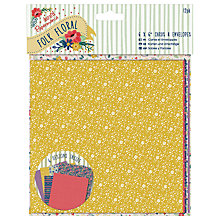 "Buy Docrafts Cards and Envelopes Pack, Multi, 6 x 6"" Online at johnlewis.com"