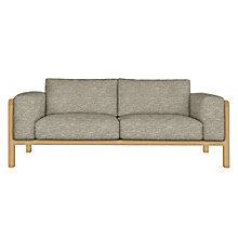 Buy John Lewis Heming Large Sofa, Audry Charcoal Online at johnlewis.com