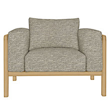 Buy John Lewis Heming Armchair, Audry Charcoal Online at johnlewis.com