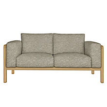 Buy Furia Heming Medium Sofa, Audry Charcoal Online at johnlewis.com