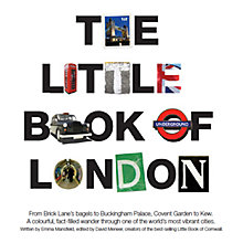 Buy Allsorted The Little Book Of London Online at johnlewis.com