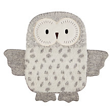 Buy Aroma Home Fluffy Owl Hottie Online at johnlewis.com