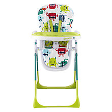 Buy Cosatto Noodle Supa Highchair, Monsta Mash 2 Online at johnlewis.com