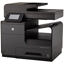 Buy HP OfficeJet Pro X476DW Wireless Wi-Fi All-in-One Printer & Fax Machine with Colour Touch Screen Online at johnlewis.com