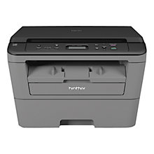 Buy Brother DCP-L2500D All-in-One Mono Laser Printer Online at johnlewis.com