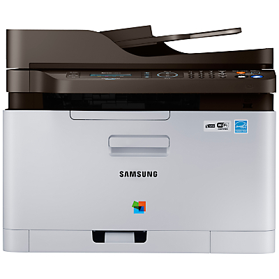 Image of Samsung Xpress C480FW Wireless NFC 4-in-1 Colour Laser Printer