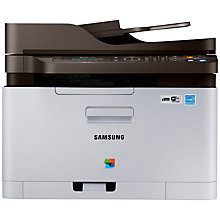 Buy Samsung Xpress C480FW Wireless NFC 4-in-1 Colour Laser Printer Online at johnlewis.com