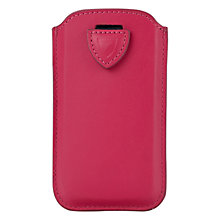 Buy Aspinal of London Iphone 6 Leather Case Online at johnlewis.com