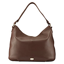 Buy OSPREY LONDON Dalton Leather Hobo Bag Online at johnlewis.com