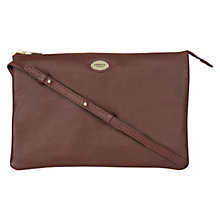 Buy OSPREY LONDON Isla Leather Cross Body Bag Online at johnlewis.com