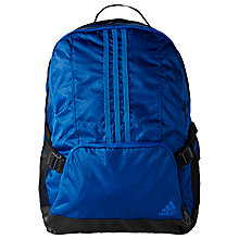 Buy Adidas 3 Stripes Performance Sports Backpack Online at johnlewis.com