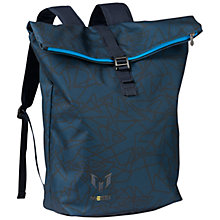 Buy Adidas Messi Kids Backpack, Night Navy Online at johnlewis.com