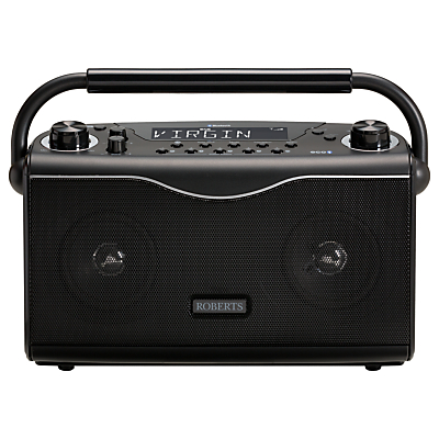 ROBERTS ECO4 BT DAB/FM Portable Digital Radio with Bluetooth