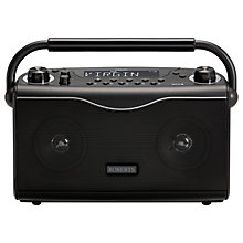 Buy Roberts ECO4 BT DAB/FM Portable Digital Radio with Bluetooth Online at johnlewis.com