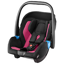 Buy Recaro Privia 0+ Car Seat, Pink Online at johnlewis.com