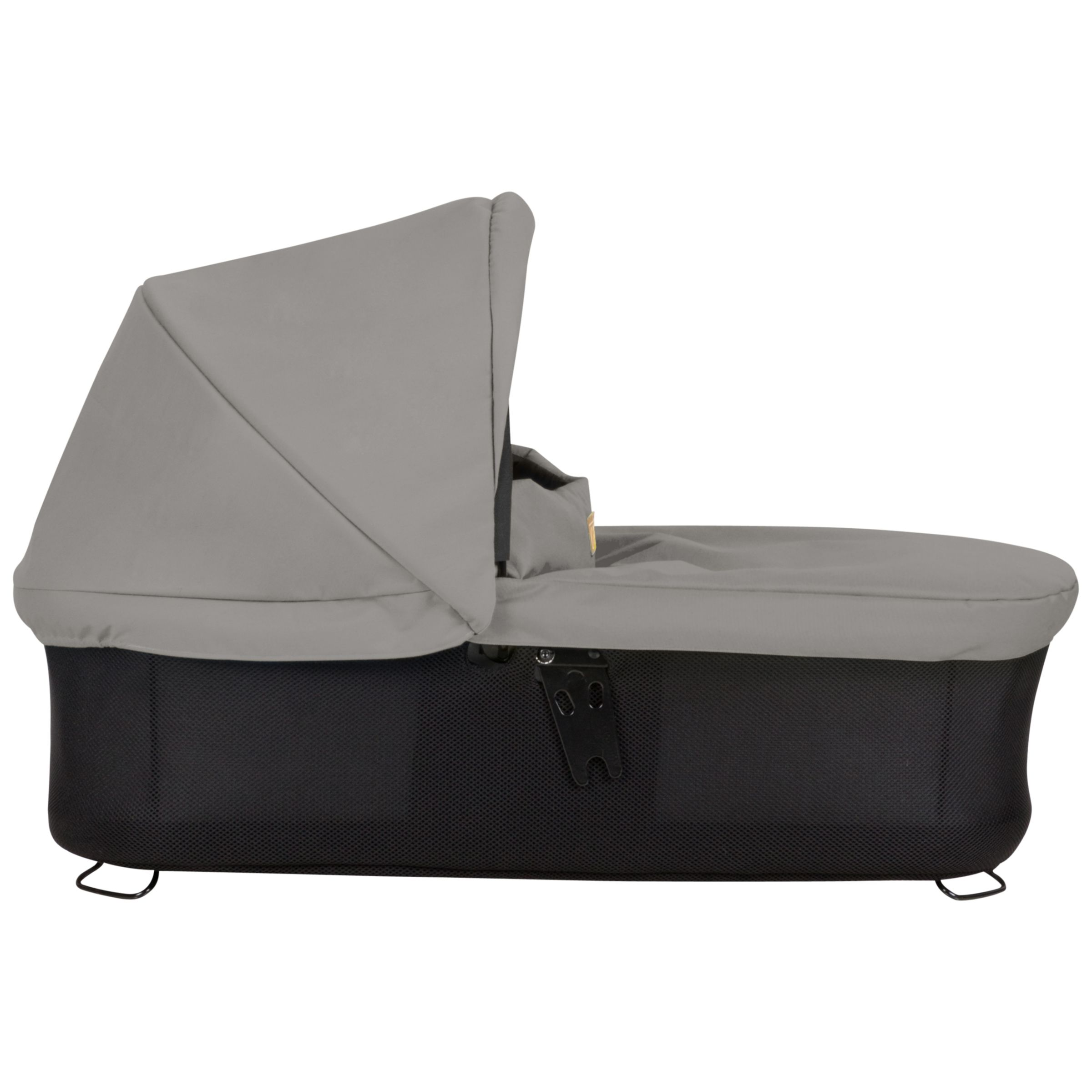 Mountain Buggy Mountain Buggy Urban Jungle Duet Carrycot Plus, Silver
