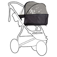 Buy Mountain Buggy Urban Jungle Carrycot Storm Cover Online at johnlewis.com