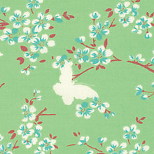 Buy Tanya Whelan Chloe Butterfly Print Cotton Fabric Online at johnlewis.com