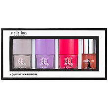 Buy Nails Inc Holiday Wardrobe Collection Online at johnlewis.com