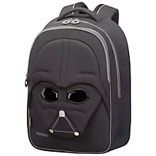 Buy Samsonite Star Wars Medium Backpack, Black Online at johnlewis.com