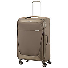 Buy Samsonite B-Lite 3 4-Wheel 78cm Large Spinner Suitcase, Walnut Online at johnlewis.com