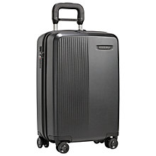 Buy Briggs & Riley Sympatico 4-Wheel International Cabin Suitcase Online at johnlewis.com