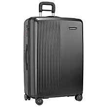 Buy Briggs & Riley Sympatico 4-Wheel Large Suitcase Online at johnlewis.com