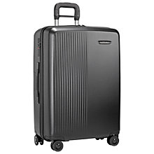 Buy Briggs & Riley Sympatico 4-Wheel Medium Suitcase Online at johnlewis.com