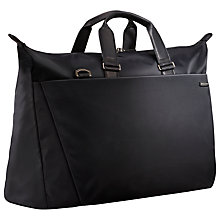 Buy Briggs & Riley Sympatico Weekender Medium Bag, Black Online at johnlewis.com