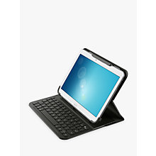 "Buy Belkin Qode SlimStyle Universal Keyboard Case for 10"" Tablets, Black Online at johnlewis.com"