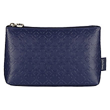 Buy John Lewis Medieval Jewels Basic Pouch, Navy Online at johnlewis.com