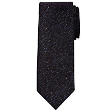 Buy Richard James Mayfair Disco Silk Tie, Blue Online at johnlewis.com