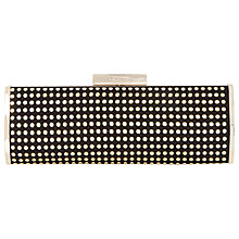 Buy Dune Essie Studded Clutch Bag Online at johnlewis.com