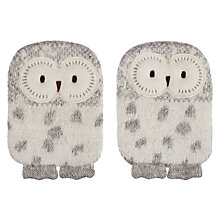 Buy Aroma Home Fluffy Owl Hand Warmers Online at johnlewis.com
