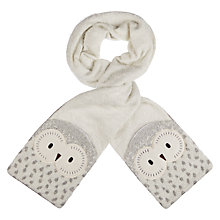Buy Aroma Home Fluffy Owl Scarf Online at johnlewis.com