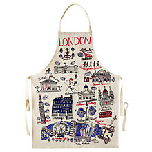 Buy Talented Cityscapes London Apron Online at johnlewis.com