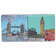 Buy Emmeline Simpson London Coasters, Set of 4 Online at johnlewis.com