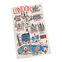Buy Talented Cityscapes London Tea Towel Online at johnlewis.com