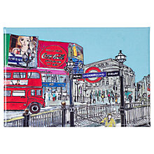 Buy Emmeline Simpson Piccadilly Circus Magnet Online at johnlewis.com