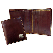 Buy TYLER & TYLER Tower Bridge Leather Wallet Online at johnlewis.com